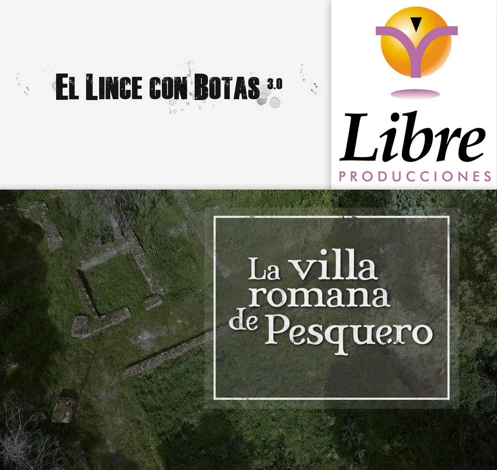 El lince con botas 3.0: La villa romana de Pesquero (Pueblonuevo del Guadiana)