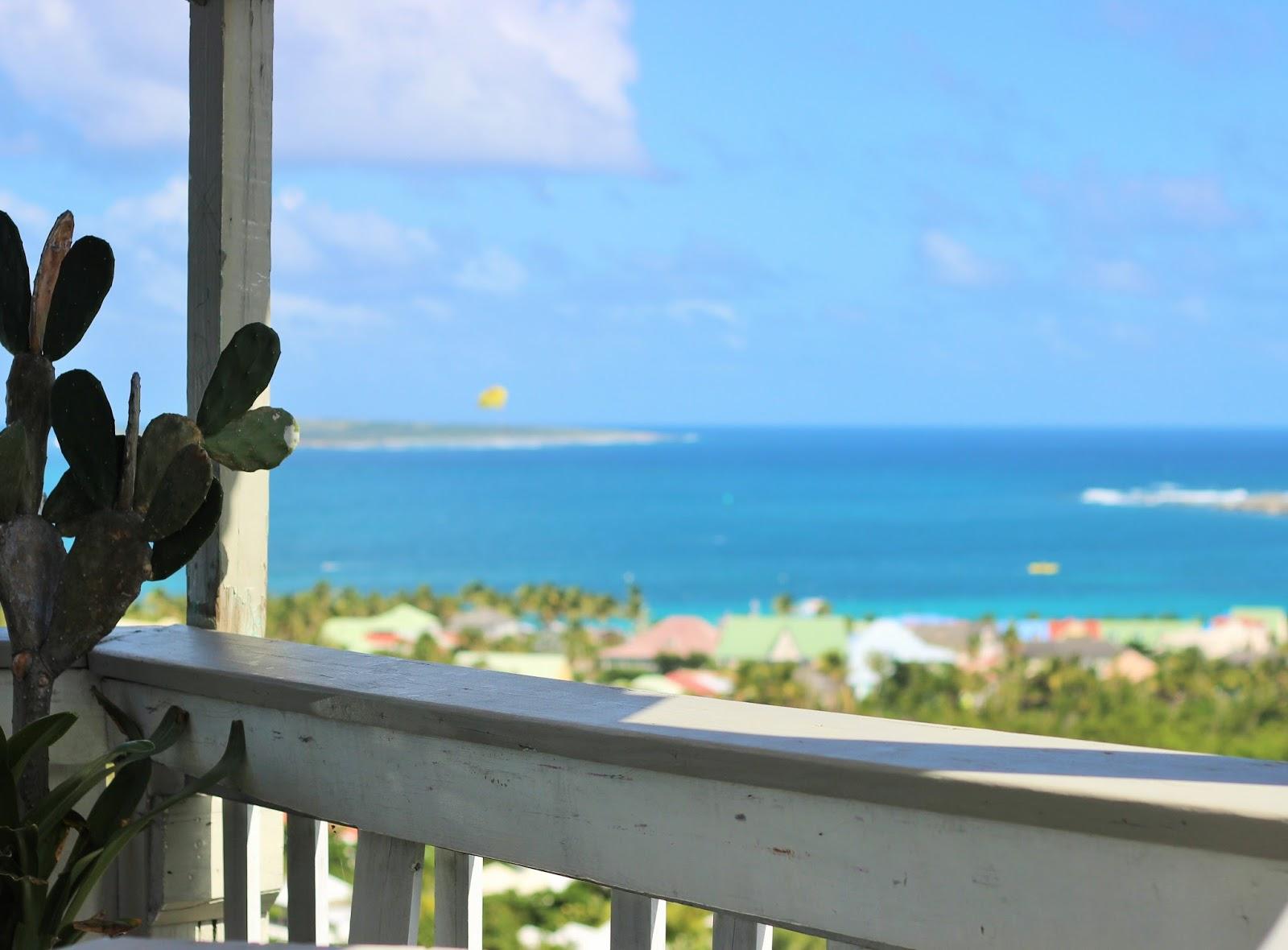 Paradise View Crêperie in Sint Maarten