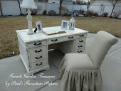 SOLD EXECUTIVE DESK