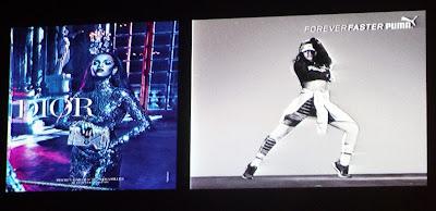 A moda e o esporte estão tão atrelados que a mesma cantora fez campanha  para a Dior e agora fará para a Puma. Para ela é uma coisa só 8bf346a2339c7