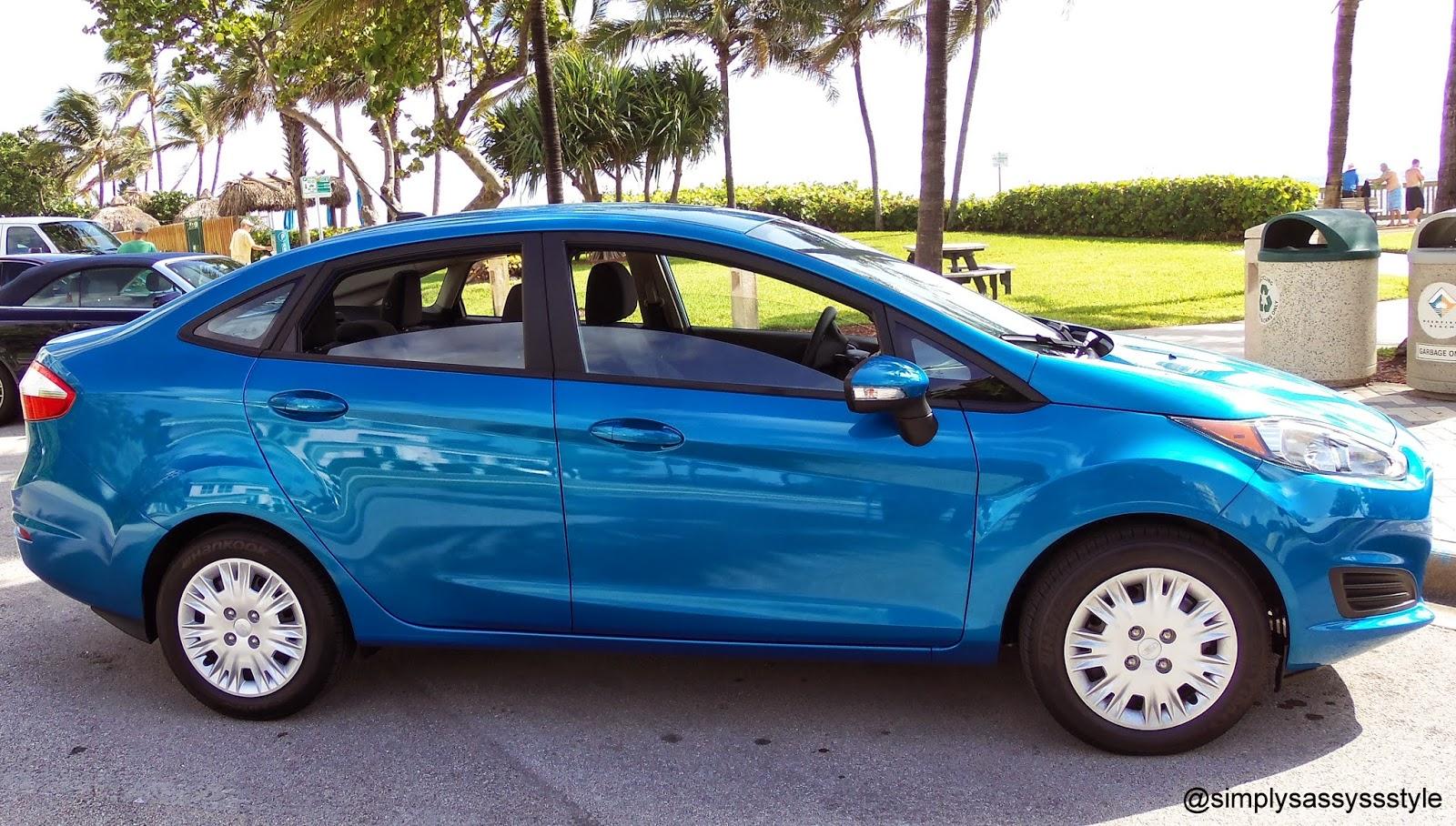 Ford Fiesta www.simplysassysstyle.com