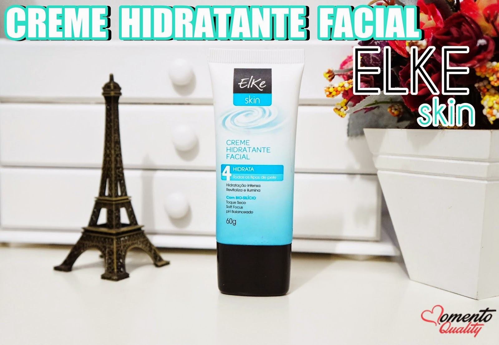 Creme Hidratante Facial Elke Skin