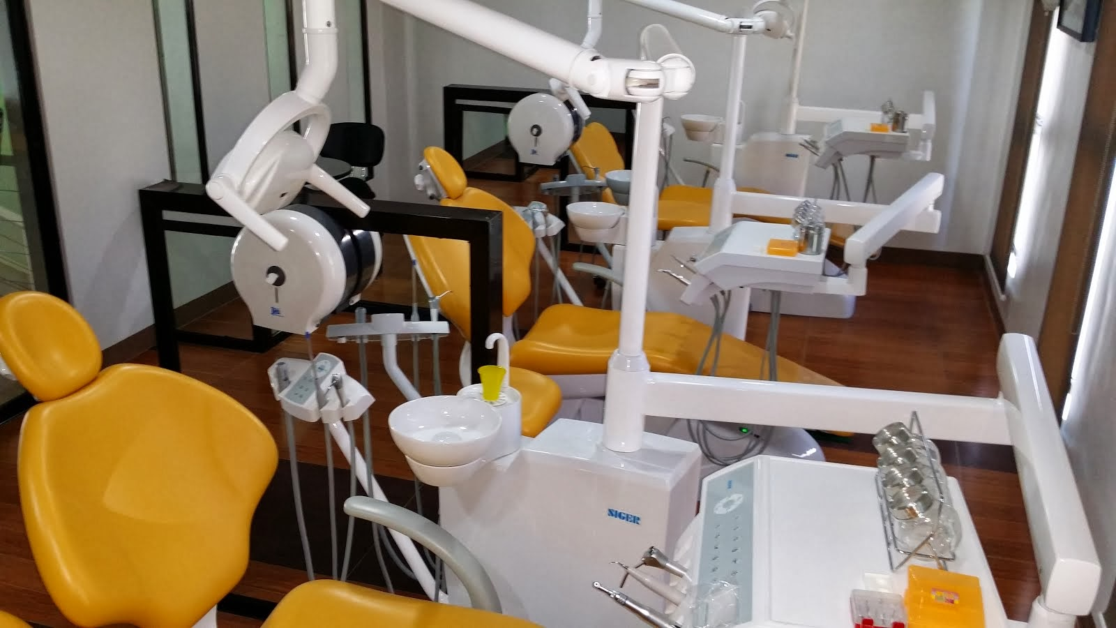 Cavite Dental Treatment Area