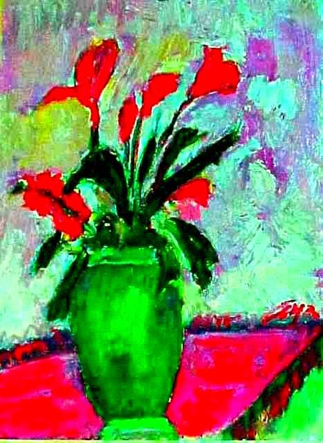 Fleurs maudits