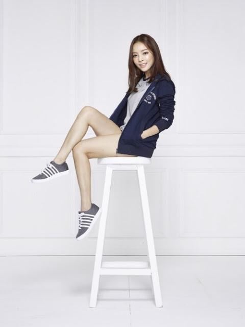 KARA's Hara - Korean Model