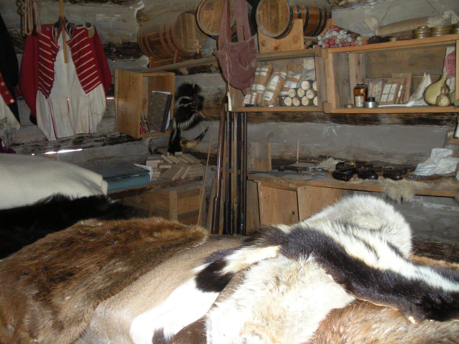 Cedar creek trading post beaver