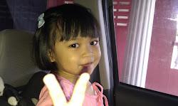 Nur Darwisya Damia Di usia 2 Tahun (2011)