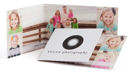 The best childrens photographer business cards unique custom defined deception photography business card reheart Image collections