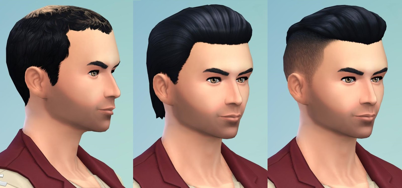 Sehr homme sims 4 RN96