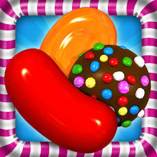 "Candy Crush Saga"" Game Expands Into Actual Candy Line"