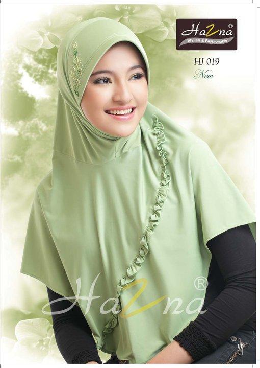 Jilbab online - HJ 019