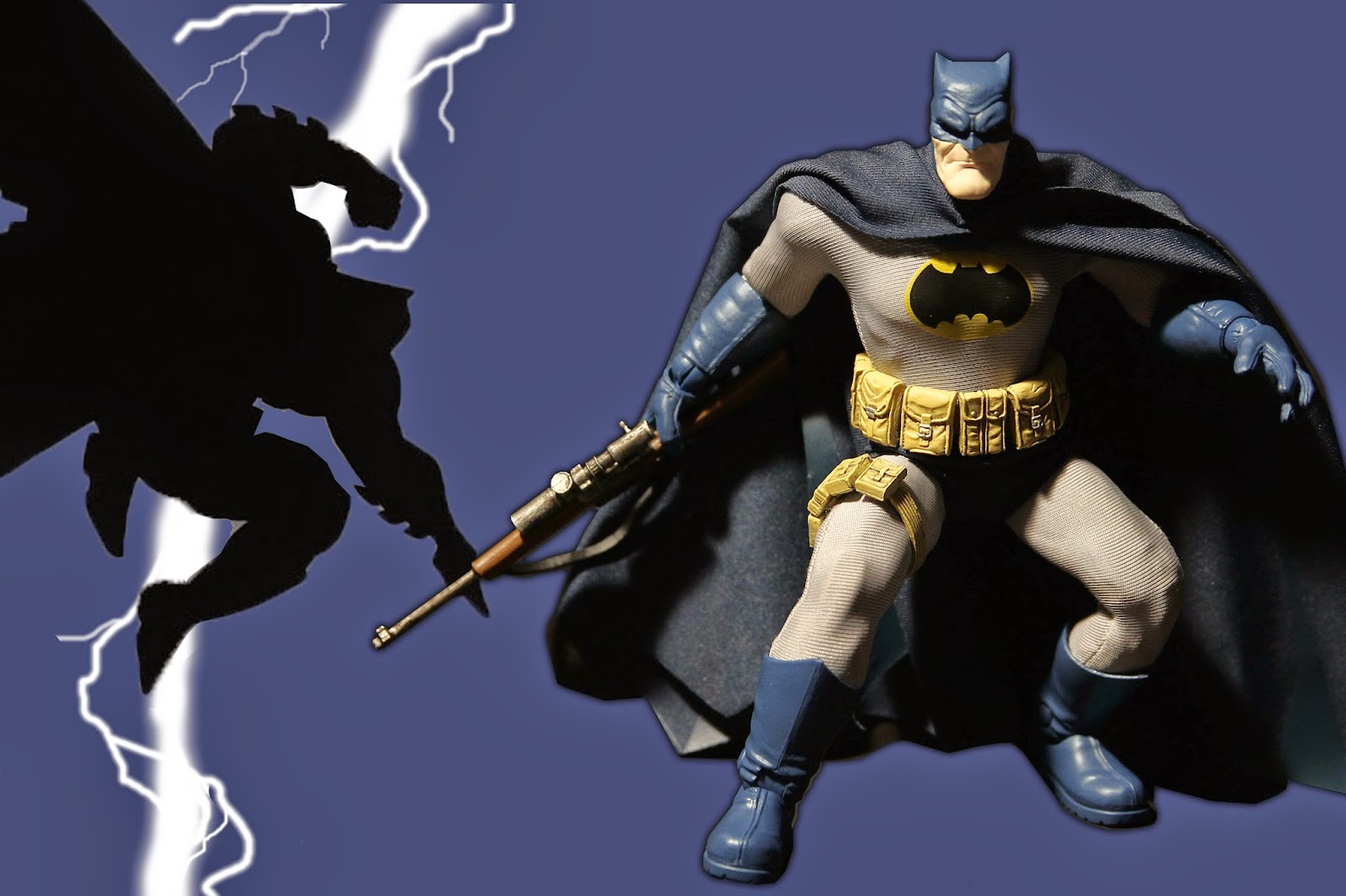 """Mezco Reveals The One:12 Collective  New York- (July 22nd, 2014)- Mezco Toyz today announced The One:12 Collective, a new line of high end 6″ scale collectable figures.  Redesigning the 6″ scale figure category by combining posable action figures with real cloth outfitting, in a similar fashion to the 1/6th scale and larger collectables. Mezco's One:12 Collective line will present a multitude of different characters from numerous brands.  Combining superior sculpting with an abundance of articulation, the One:12 Collective figures feature over 32 points of articulation, capable of over 40,000 possible poses: combining form and function to create a remarkably realistic aesthetic. Digitally sculpted by the industry's finest artists and painstakingly engineered by Mezco's production team is a state of the art collectable that holds up to real play. The costuming is meticulously tailored and uses specially selected materials to create the highest standard of outfitting and drapery at the 6″ scale. Fabrication, color, drapery, comparative scale and mobility are all closely considered to bring the finest attire achievable.  Every One:12 Collective figure will include a display base as well as a multitude of accessories. These accessories are designed to have a """"real world"""" look to further make the figure seem like it has truly come to life. These accessories, also precisely crafted, range from changeable parts to character specific weapons, equipment and props.  Currently planned for the One:12 Collective are characters from The DC Universe, Judge Dredd, Classic Universal Monsters, and some other surprises to be announced in the future.  Mezco President, Mez Markowitz declared """"We are all very excited with the One:12 Collective line. I think we are offering a fantastic product that both satisfies the customers desire for articulation as well as the ability to hide it all in a extremely realistic way. Another great aspect to the line is that we are striving to present high"""