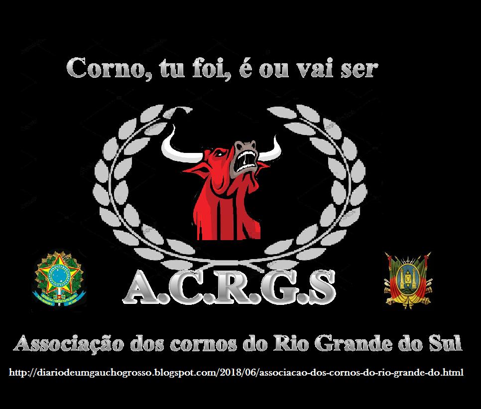 Associação dos cornos do Rio Grande do Sul