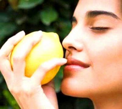 Limone proprietà pelle