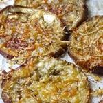 Aubergine au four (voir la recette)