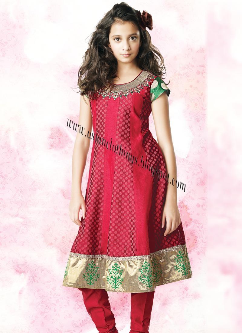 Salwar Ladies Models