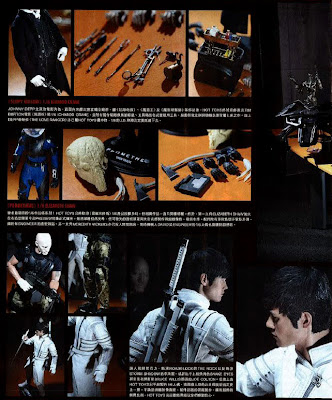 Hot Toys 2013 Preview - Ichabod Crane - Prometheus - Engineer - Storm Shadow - Roadblock