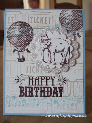 You're Amazing, Stampin' Up!
