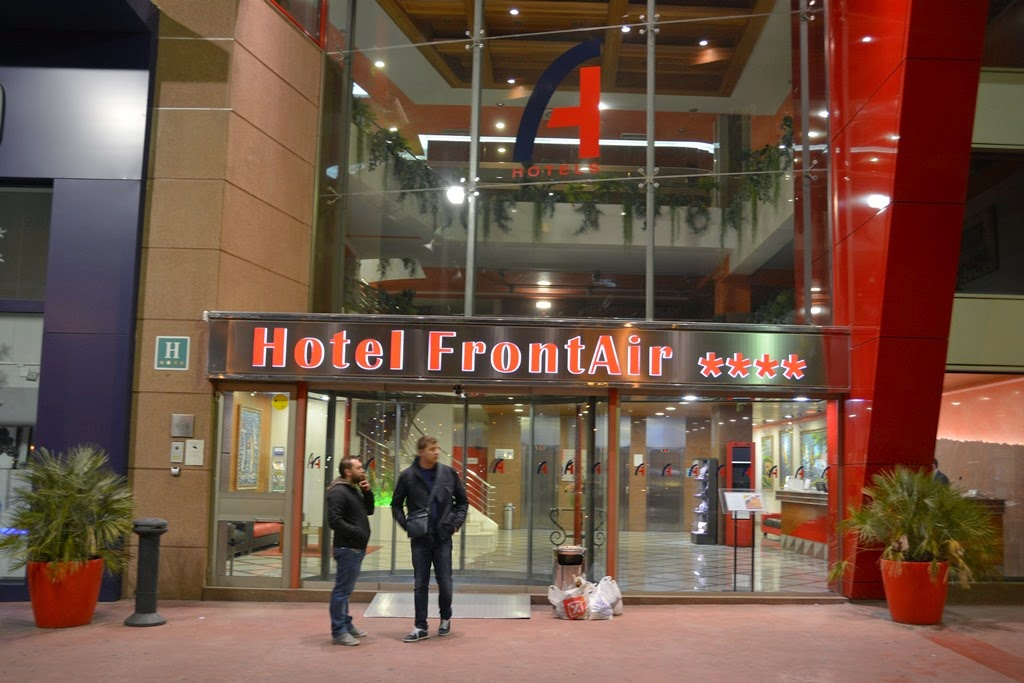 Hotel Frontair Barcelona