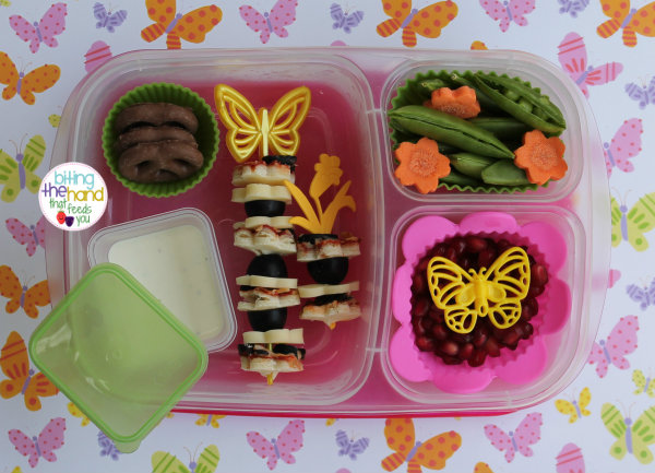 kabob kebob spring food school work lunch idea healthy quick simple easy bento