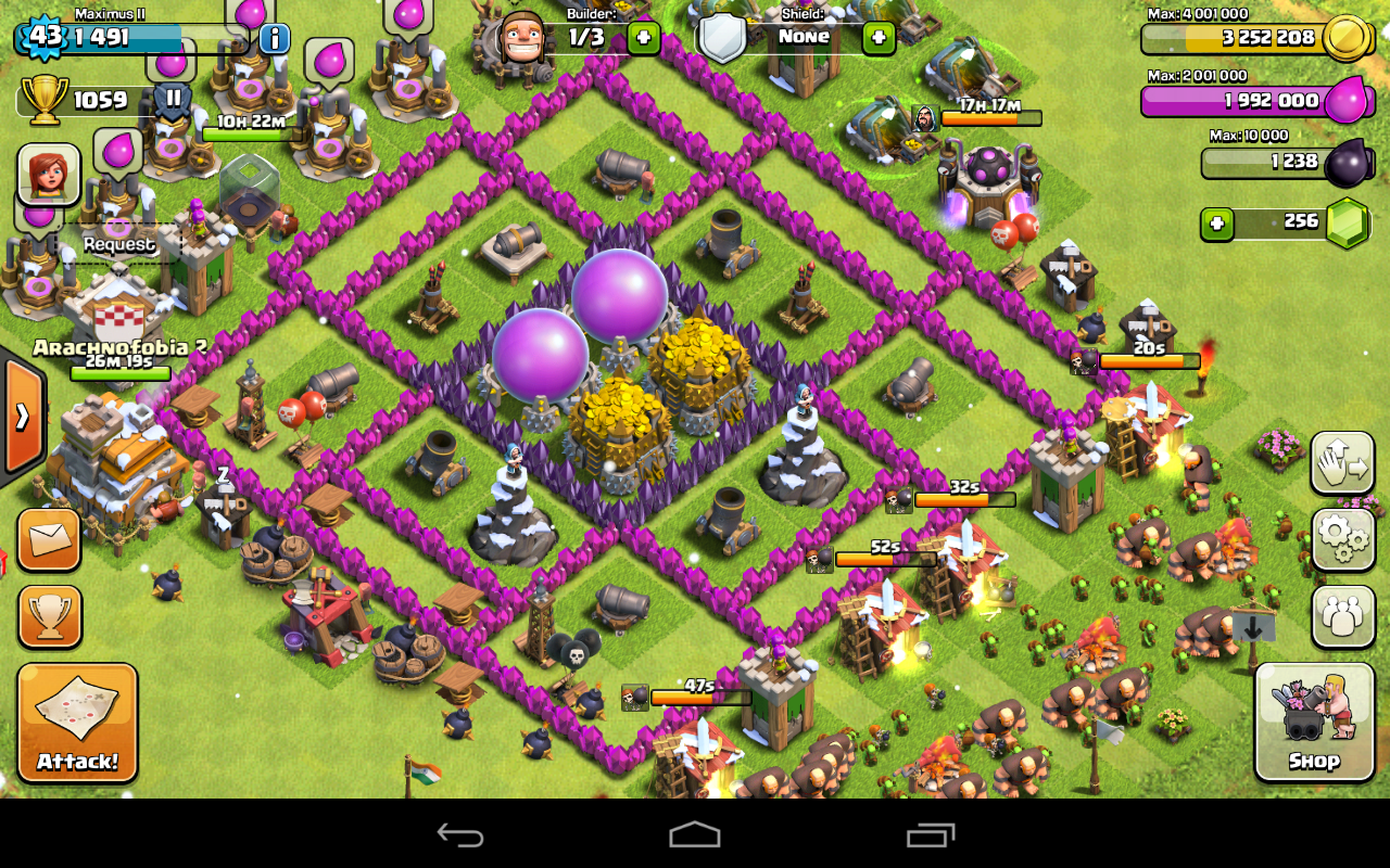 how to get gems fast in clash of clans