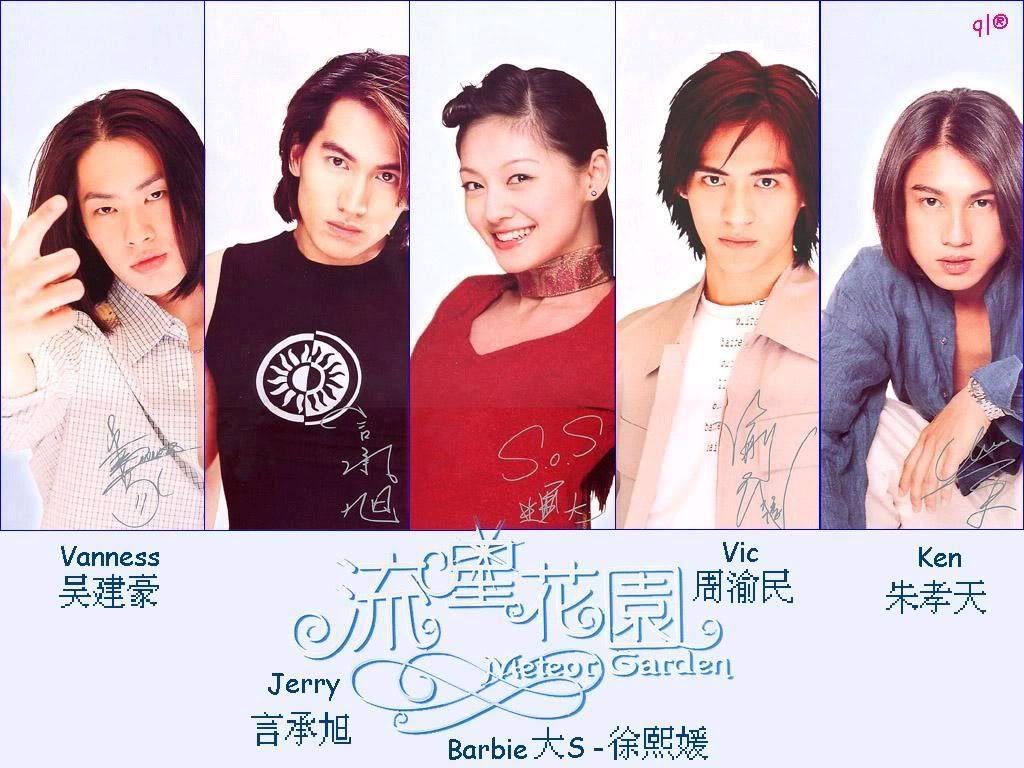 saking populernya drama ini di buat season 2 nya meteor garden 2