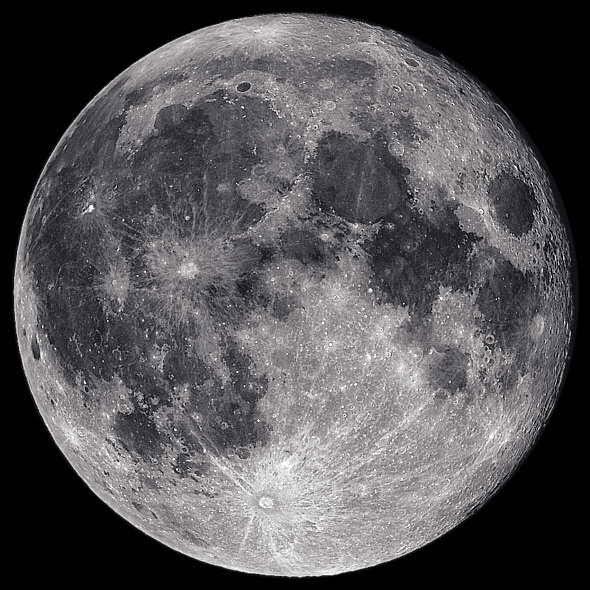 Las tres noches más hermosas de la Luna ~ Tot Astronomia | Blog ...