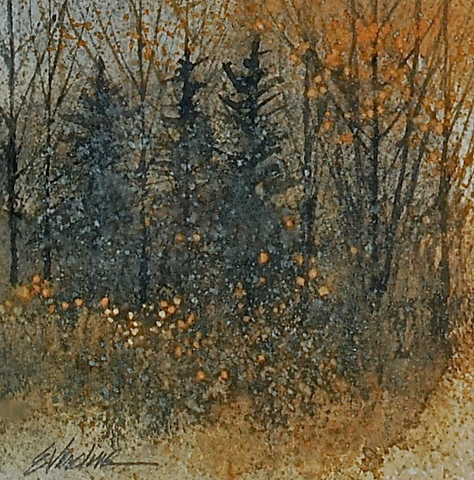 There Is Pleasure In The Pathless Woods Poem by