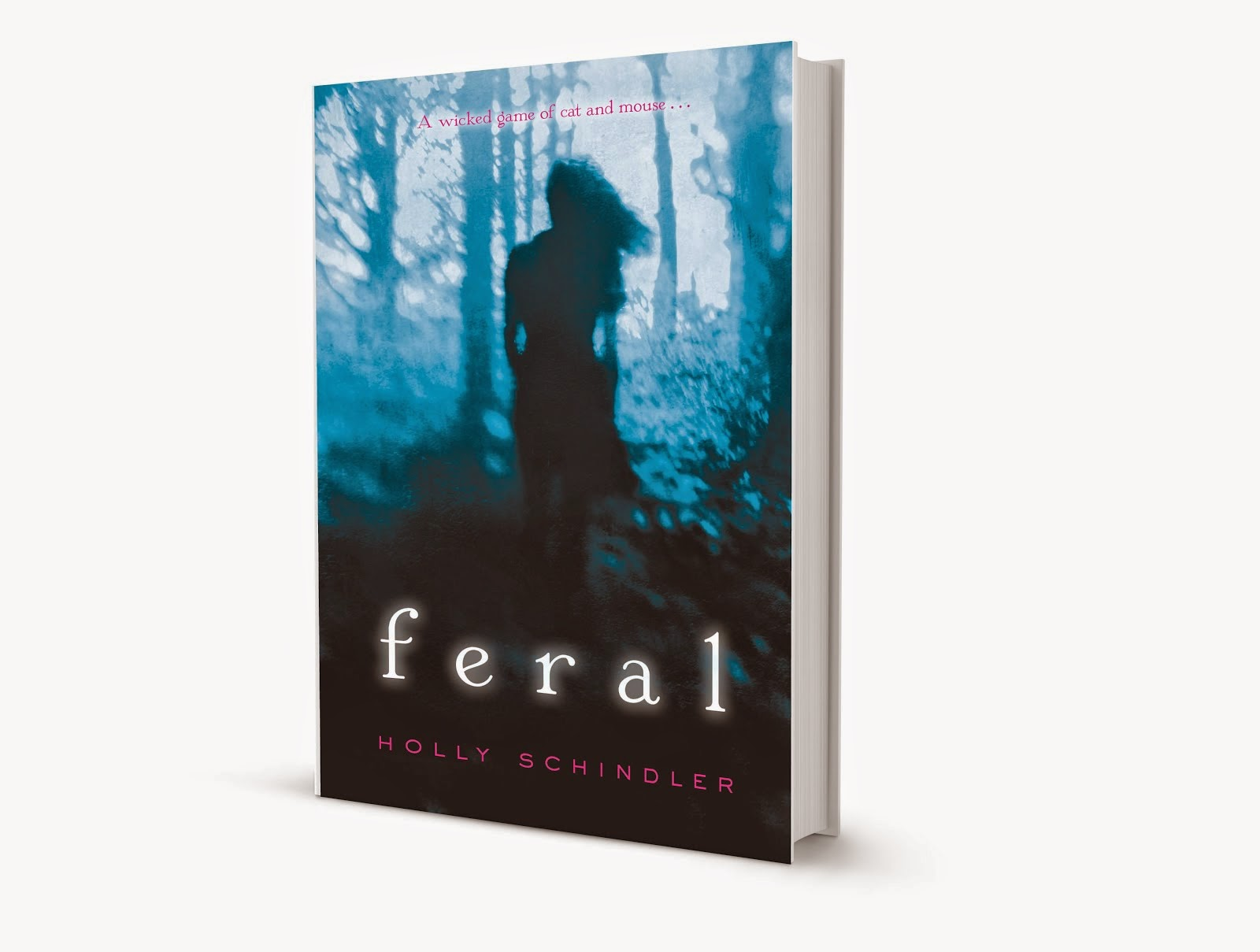 WIN A SIGNED ARC OF FERAL
