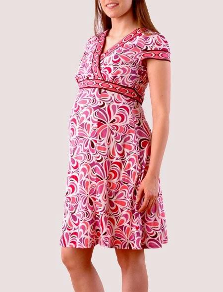 7 Model Baju Batik Untuk Wanita Hamil Terbaru  Batik Indonesia