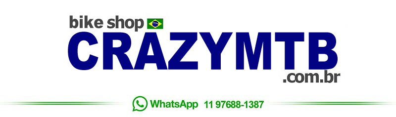 CRAZY MTB - Loja especializada em mountain bike