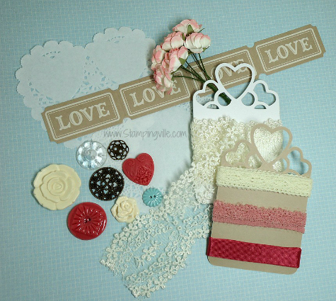 Stampin' Up! Artisan Embellishments Kit
