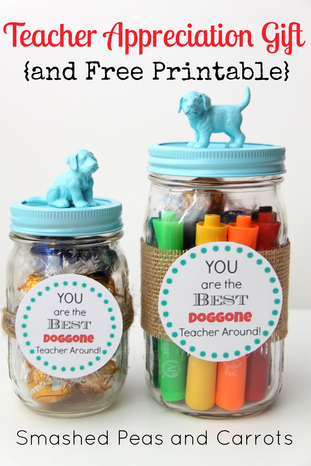 tutorial teacher appreciation gift and free printable smashed