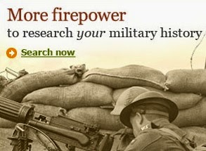 ANCESTRY: MILITARY RECORD SEARCH