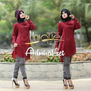 Trend Fashion Busana Muslim Wanita Gaul Update