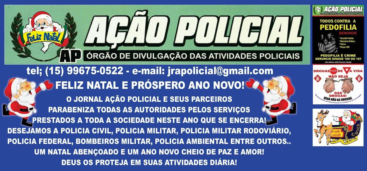 JORNAL AÇÃO POLICIAL  SARAPUÍ E REGIÃO ONLINE