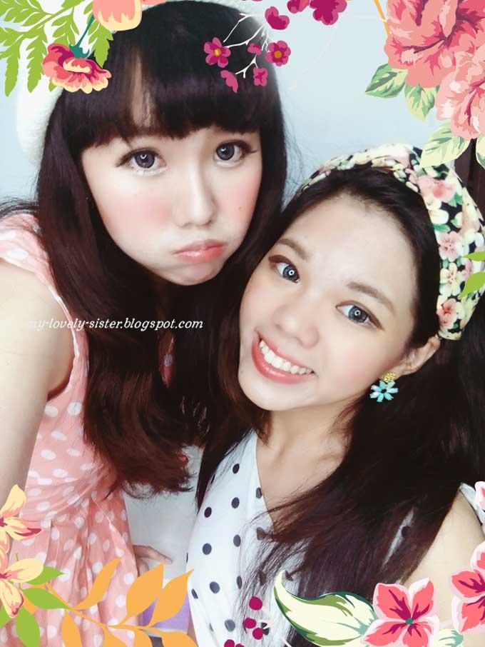 ... Sister ♥ a blog with love: Korean Ulzzang Baby Doll Make Up Tutorial