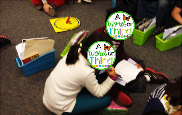 A Word On Third: supporting fluency instruction
