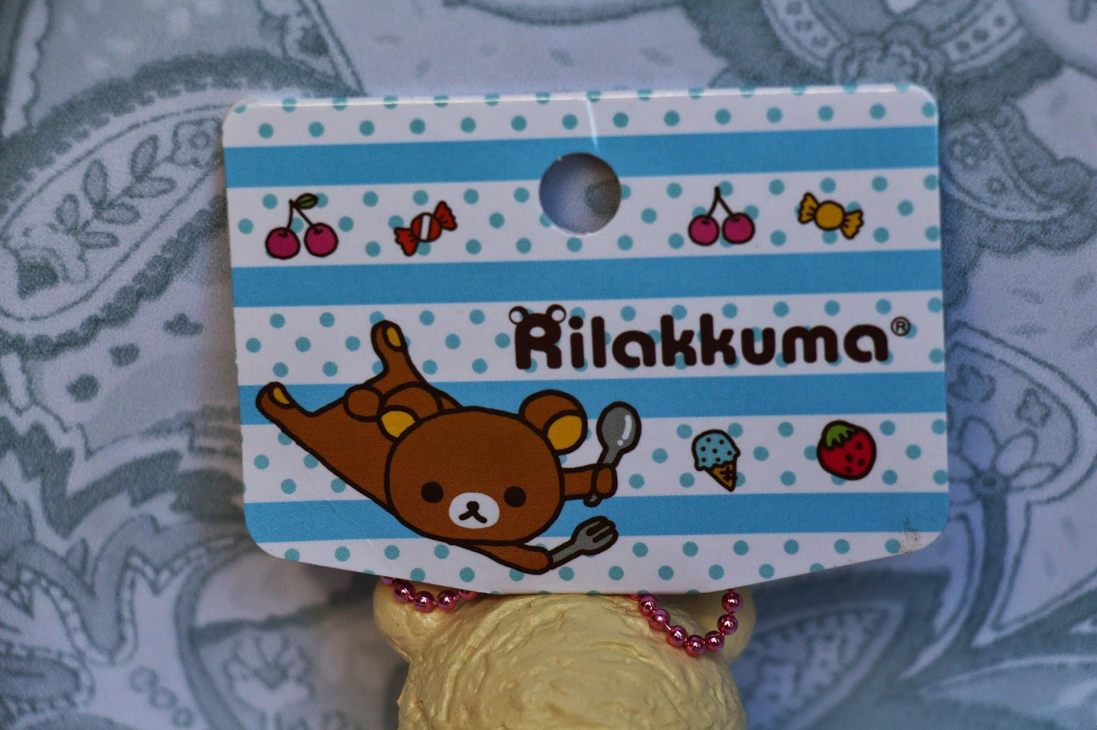 Rilakkuma squishy tags printable pictures to pin on for Take me fishing org