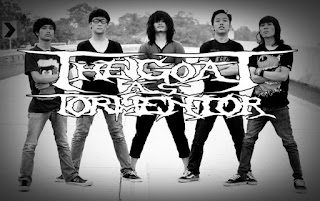 The Goat As Tormentor band Deathcore Metalcore Surabaya Foto Font Logo Artwork wallpaper