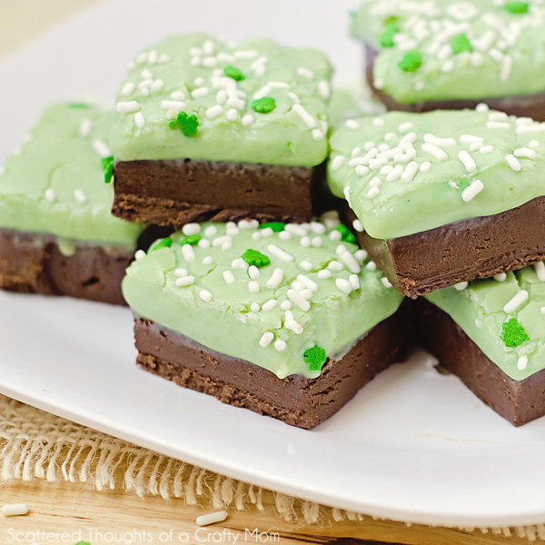 st. patrick's day dessert recipe