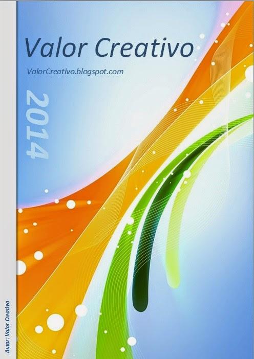 Book Cover Portadas Words : Valor creativo portadas word