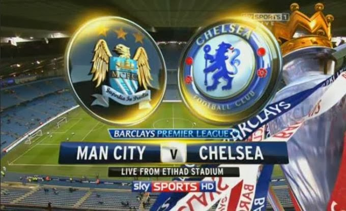 Manchester City vs Chelsea Data and Facts