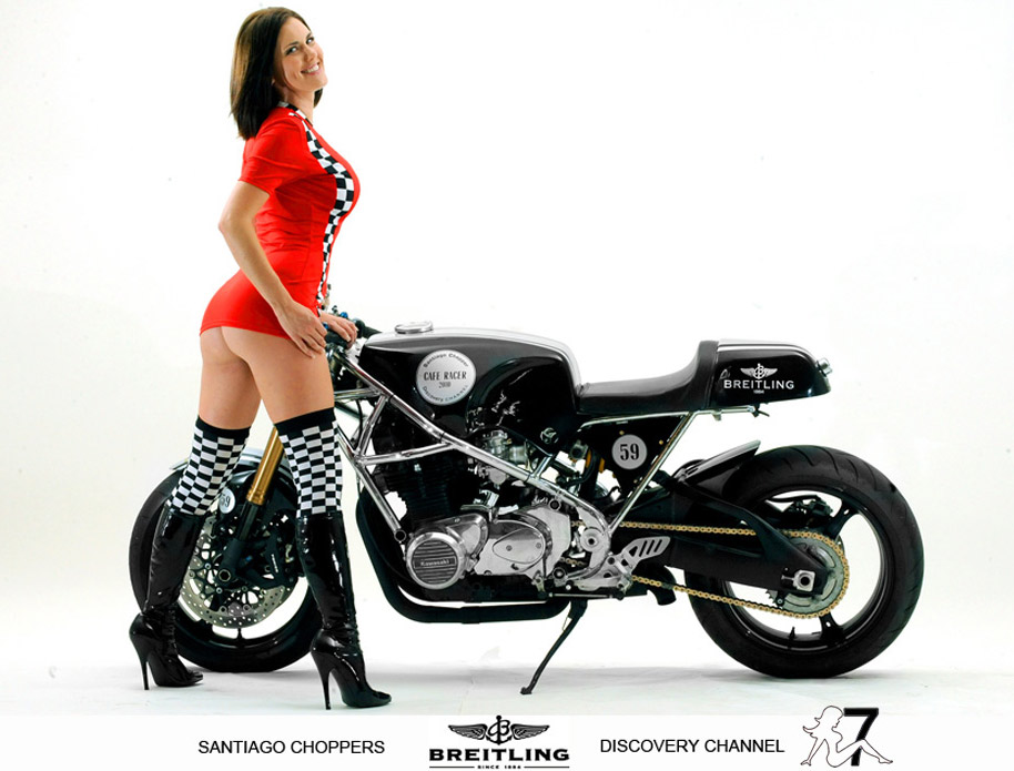 Kawasaki Cafe Racer Motorcycles