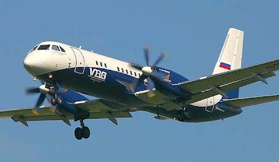 IL-114P Patrol Aircraft