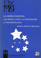 La Unión Europea, ¿Un modelo para la integración latinoamericana? - N. G. Specchia