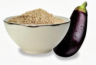 Receita da farinha de berinjela para diminuir colesterol e ajudar no emagrecimento
