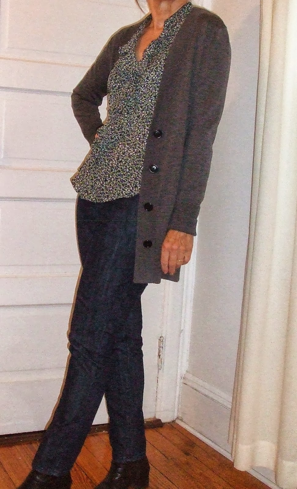 boyfriend sweater for women over 50