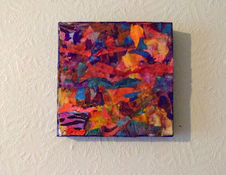 Terrain 13-6 mixed media 2012m