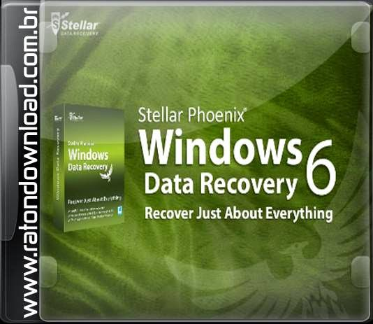 Stellar Phoenix Windows Data Recovery 7003 Crack